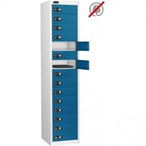 15 Door Laptop Storage Only Locker