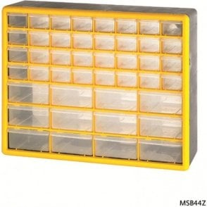 44 Drawer Compartment Box