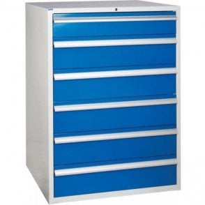 6 Drawer Cabinet - 900mm Wide x 1200mm High