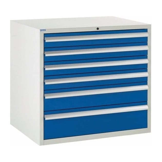 6 Drawer Cabinet - 900mm Wide x 825mm High