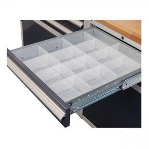 600 Plastic Drawer Divider Kit B