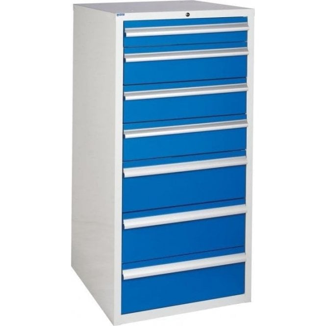 7 Drawer Cabinet - 600mm Wide x 1200mm High