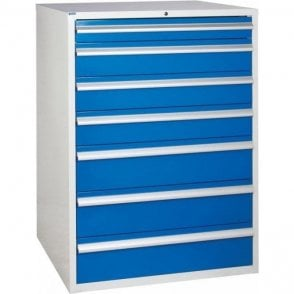 7 Drawer Cabinet - 900mm Wide x 1200mm High