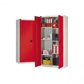 8 Compartment Commercial Cupboard