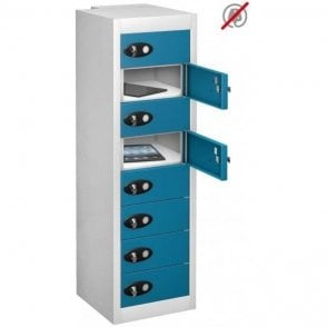 8 Door Tablet Storage Only Locker