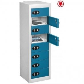 8 Door Tablet Store & Charge Locker