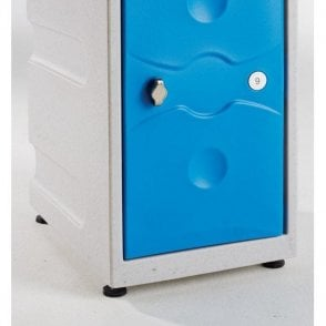 Adjustable Feet for Ultrabox Plastic Lockers