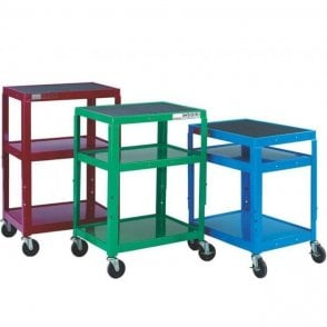 Adjustable Height Trolleys