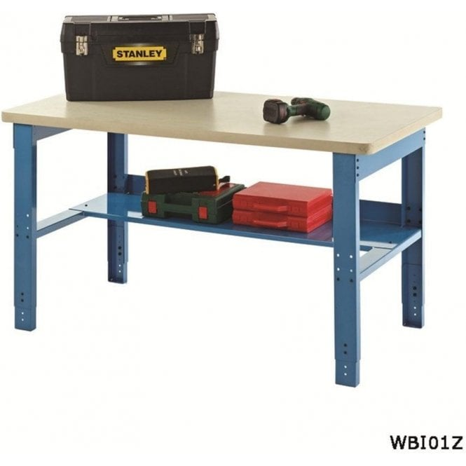 Adjustable Height Workbenches 230kg UDL