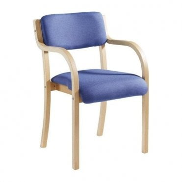 Bentwood Timber Arm Chair