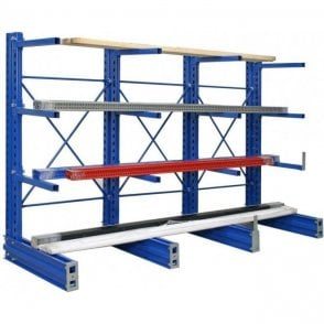Cantilever Racking Height2000 x Depth600mm