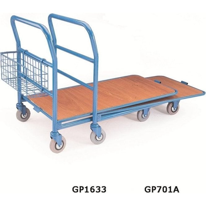 Cash and Carry Nestable Trolleys