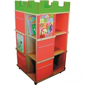 Castle Bookcase