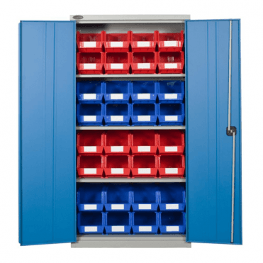 Cupboards with Picking Bins - Type G