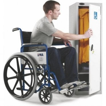 Disability Locker