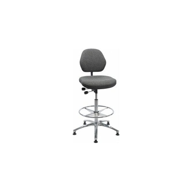 ESD Comfort High Workshop Chair