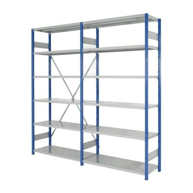 Expo 4 Boltless Shelving 2200mm high