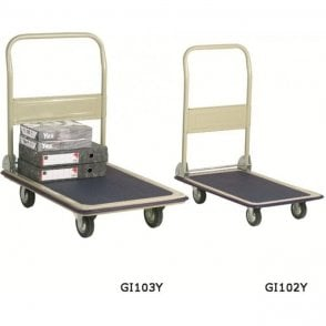 Folding Platform Trolleys