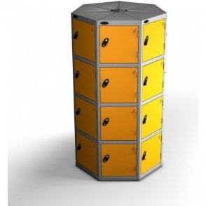 Four Tier Large Seed Pod Locker