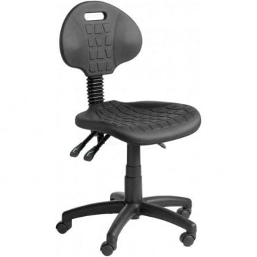 Fully Ergonomic Polyurethane Chair