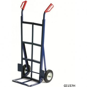 Heavy Duty Angle Iron Sack Trucks
