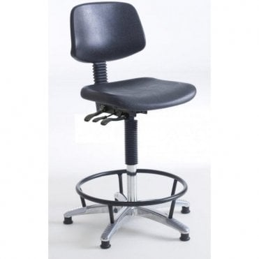 Heavy Duty Bariatric High Polyurethane Chair 160kg / 25 stone