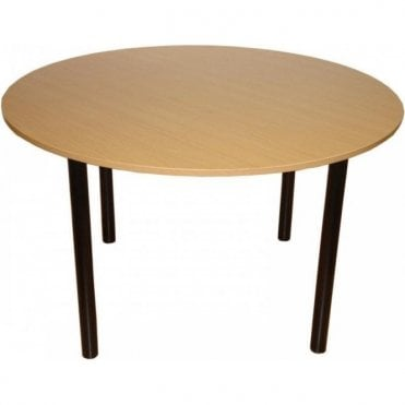 Heavy Duty Round Staffroom Table Diameter 1200mm
