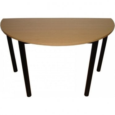 Heavy Duty Semi-Circular Staffroom Table