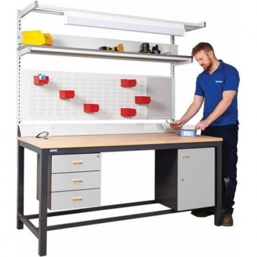 Heavy Duty Workbench 1200kg UDL