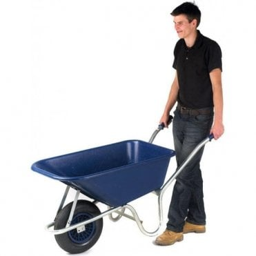 Hefty Wheelbarrow BLUE