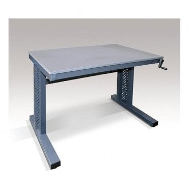 Height Adjustable Workbench 100kg UDL - Cost Saver