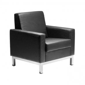Helsinki Reception Chair - Single Seat