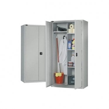 Industrial Janitors Cupboard