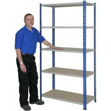 J Rivet Shelving 2440mm high