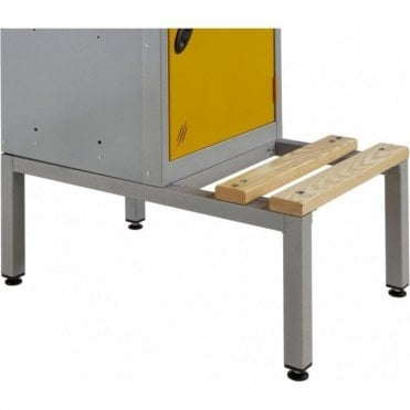 Locker Seat & Stands 380mm high