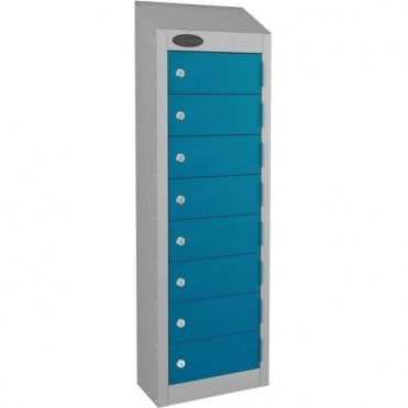 Low 8 Door Wallet Locker