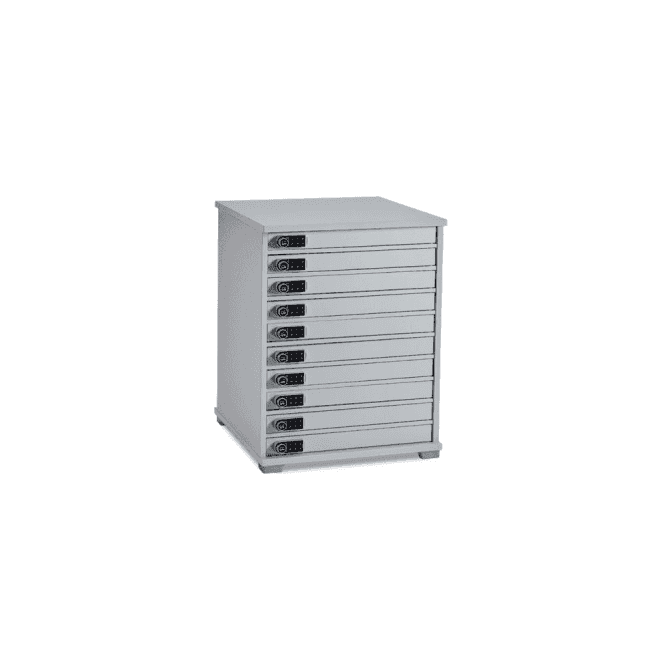 Lyte Multi Door 10 - static storage for 10 devices