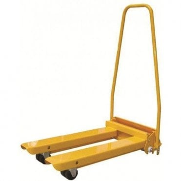 Mechanical Folding Pallet Truck