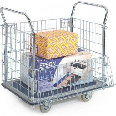 Mesh Surround Trolley