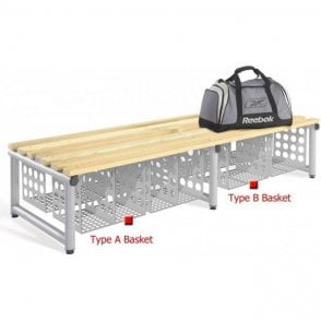 Modular Underbench Storage/Shoe Baskets