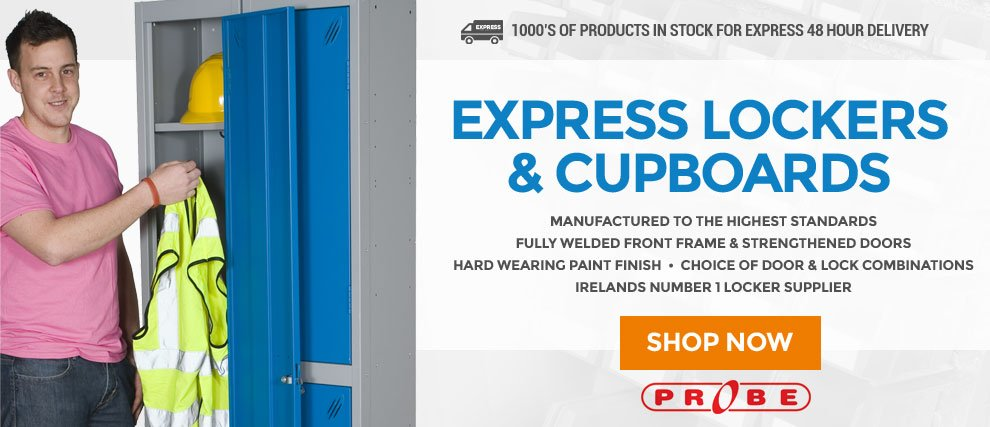 Express Lockers & Cupboards