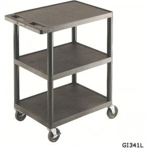 Multi Purpose Shelf Trolley