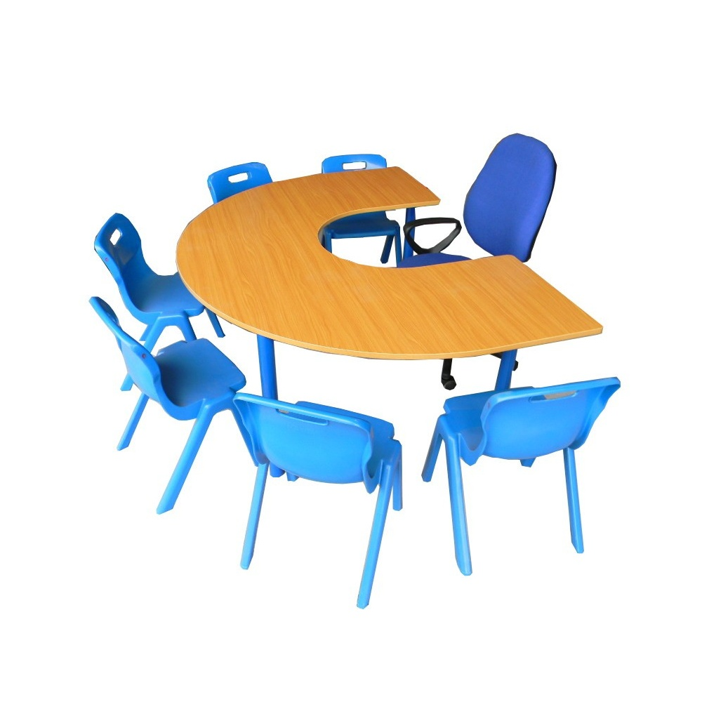 National School Horseshoe Tables. View More Product Images U0026 Video (2)