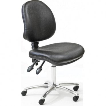 Office Chair Chrome
