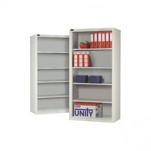Open Commercial Cupboard