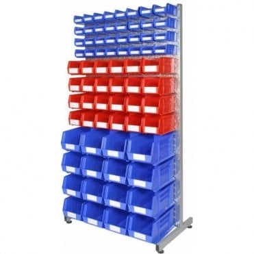 Picking Bins on Louvre Racks KIT B