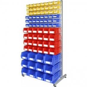 Picking Bins on Louvre Racks KIT C