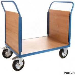 Platform Trucks with 2 Veneer Ends