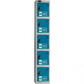 PPE Five Door Lockers