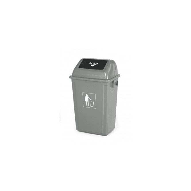 Push Flap Waste Bins